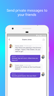 Sweep - Chat and Connect- screenshot thumbnail
