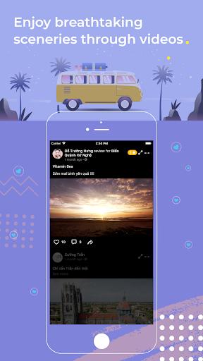 Astra - Travel Social Network screenshot 3