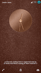 Shiny Copper Theme for Xperia APK screenshot thumbnail 6
