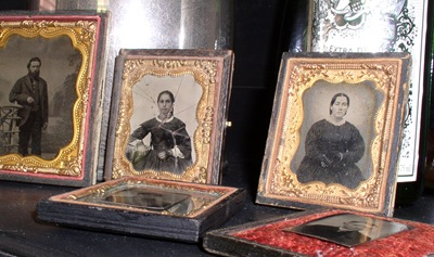 daguerrotypes