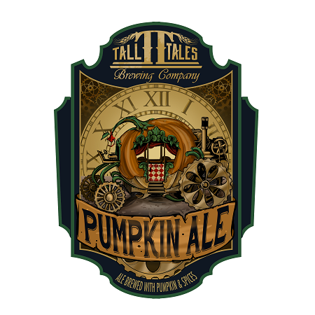 Logo of Tall Tales Pumpkin Ale