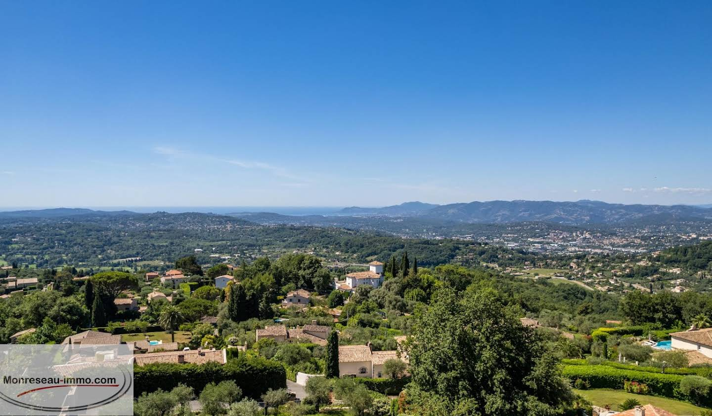 Propriété avec piscine et jardin Châteauneuf-Grasse