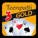 Teen Patti Gold - Teen Patti,Rummy,Poker Card Game icon