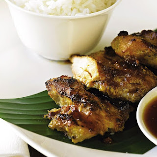 Barbecued Chicken (gai Yang).