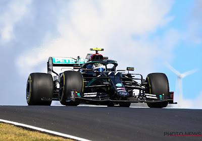 🎥 Bottas houdt eerst Hamilton en dan Verstappen af in vrije trainingen, bolide Gasly vliegt in brand
