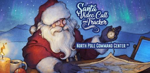 Video Call Santa! Voice Call Santa! Text Santa! Track Santa!