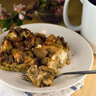 Cream Cheese French Toast Bake Recipe