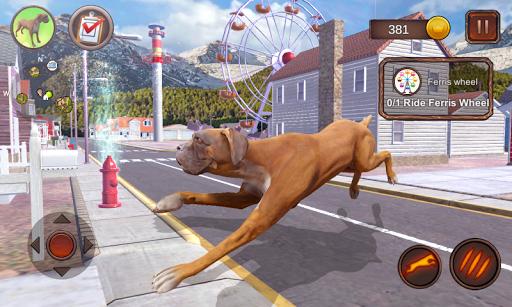Boxer Dog Simulator apktram screenshots 5