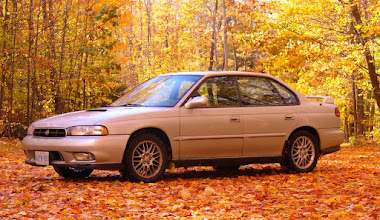 Photo: My 97 Subaru Legacy