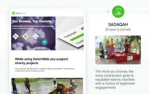 SalamWeb Browser App Download For Android and iPhone 8