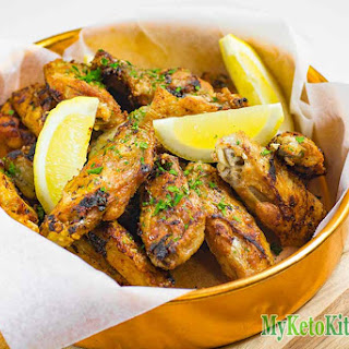 Low Carb Chicken Wings Recipes.