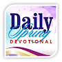 Daily Spring Devotional APK icon