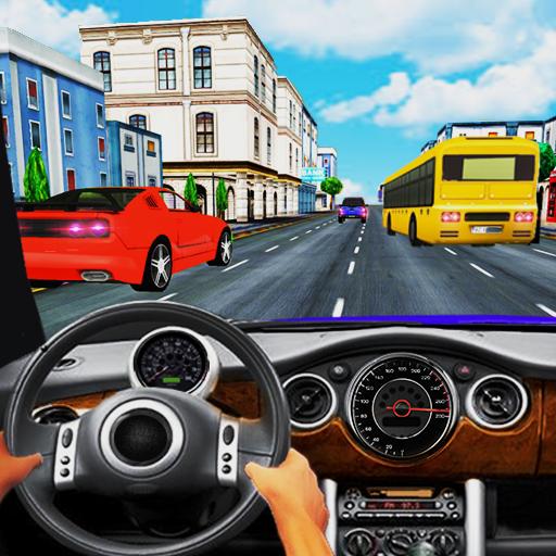 Fast Speed Traffic Street Racer