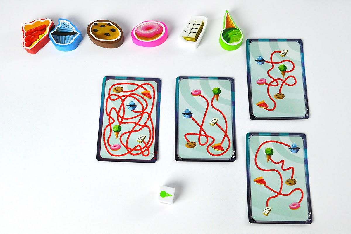 Ciasteczkowe Potworki - wariant dla większej liczby graczy