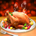Turkey Roast - Holiday Family Dinner Cooking icon