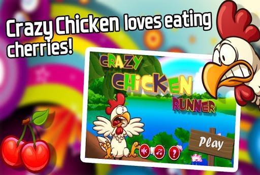 Crazy Chicken Escape