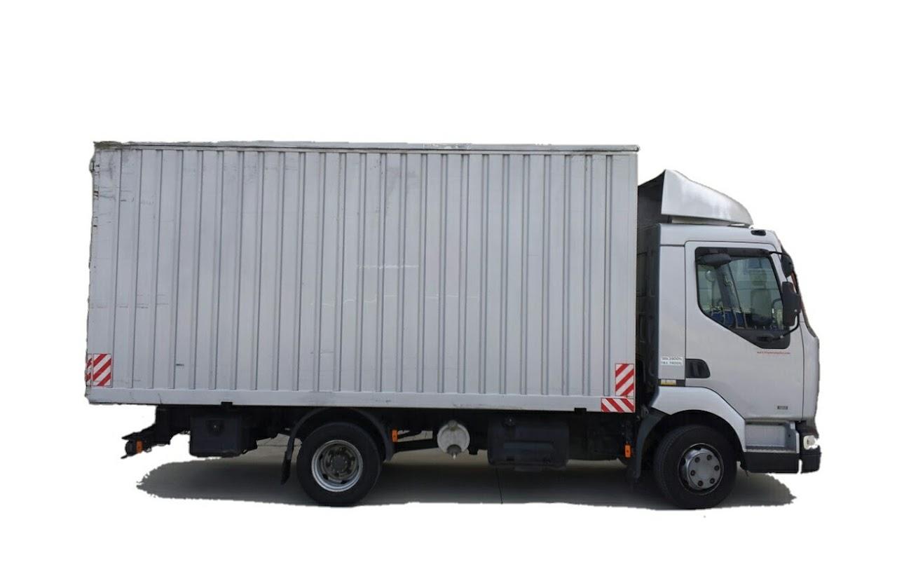 Alquiler de Camiones en Zaragoza, Huesca, Teruel, Renault Midlum 180 C.V