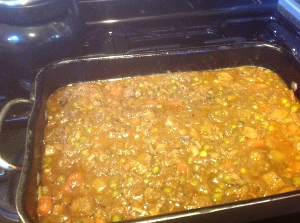 PREHEAT OVEN TO 350 DEGREES F.  Spray a 9X13 pan or casserole dish...