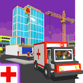 Hospital Craft: Building Doctor Simulator Games 3D
