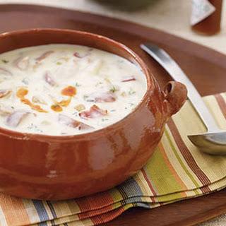 Hearty Clam Chowder Recipe