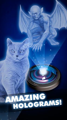 Holograms 3D Simulator FREE