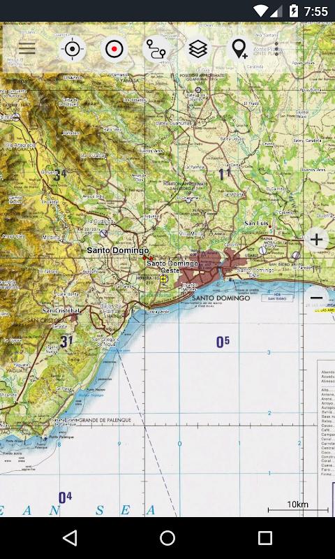 Download Hispaniola Topo Maps Pro APK 4 5 4 by ATLOGIS