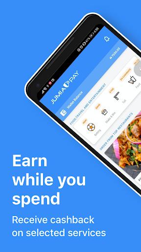 JumiaPay (formerly Jumia One) - Airtime & Bills 3.7.1 screenshots 1