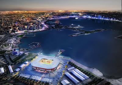 Tous les pays arabes présents au Qatar en 2021 pour la Coupe Arabe de la FIFA