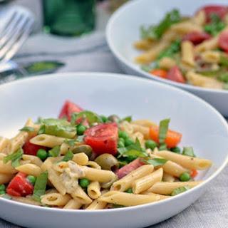 Skillet Pasta & Vegetables.