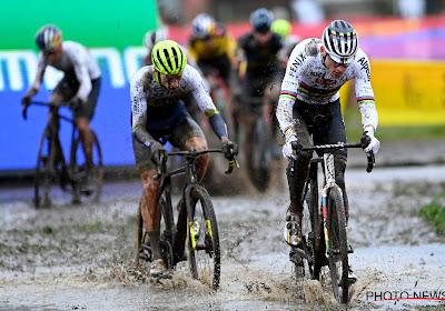 """Van der Poel met kritiek op parcours, organisator reageert ferm: """"Je mag altijd eens proberen, Mathieu"""""""