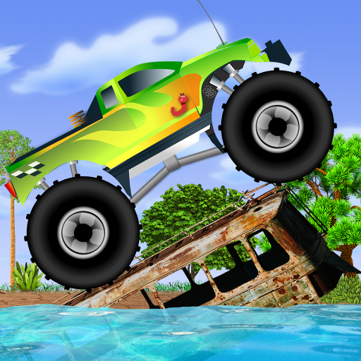 Monster Truck: the worm