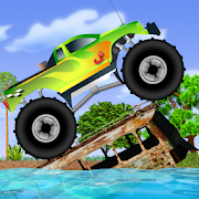 Monster Truck: el gusano