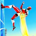 Speed Robot Game – Miami Crime City Battle icon