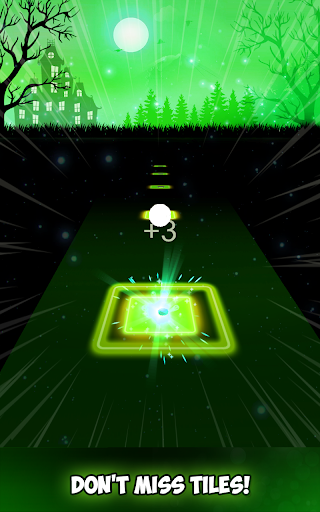 Neon Tiles Hop Color Ball : Forever Dancing Ball 1.2 screenshots 9