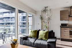 Dance Square Serviced Apartments, Barbican