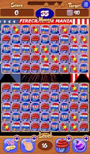 Download Firecracker Mania Match 3 Game For PC Windows and Mac apk screenshot 9