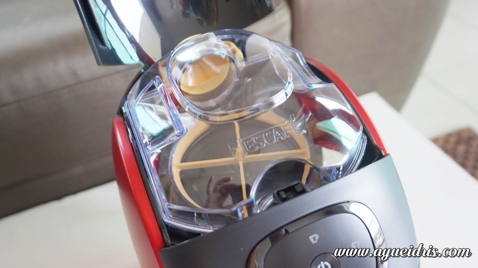 Nescafe Gold Barista Coffee Machine cara guna harga (1).JPG