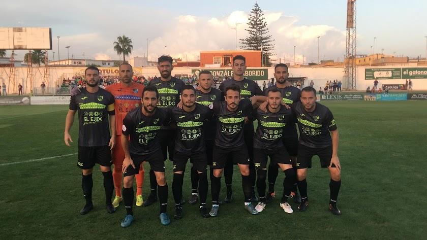 Sanluqueño 2 - 1 CD El Ejido