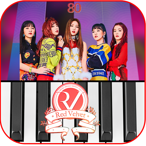 Piano Red Velvet Game : Really Bad Boy Android APK Download Free By Bulan Sabit