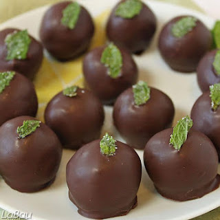 Fresh Mint Truffles Recipe