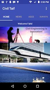 Civil Taif - náhled