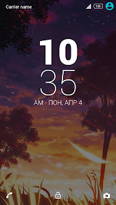 """Nature"" Theme for Xperia screenshot 2"