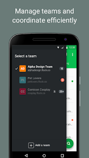Flock: Team Communication App- screenshot thumbnail
