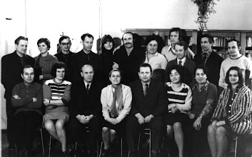 Photo: 18.02. 1974 r. Grono nauczycielskie