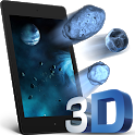 Galaxy Parallax 3D Live Wallpaper icon