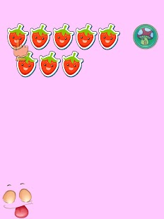 Baby Counting Fruit Free - náhled