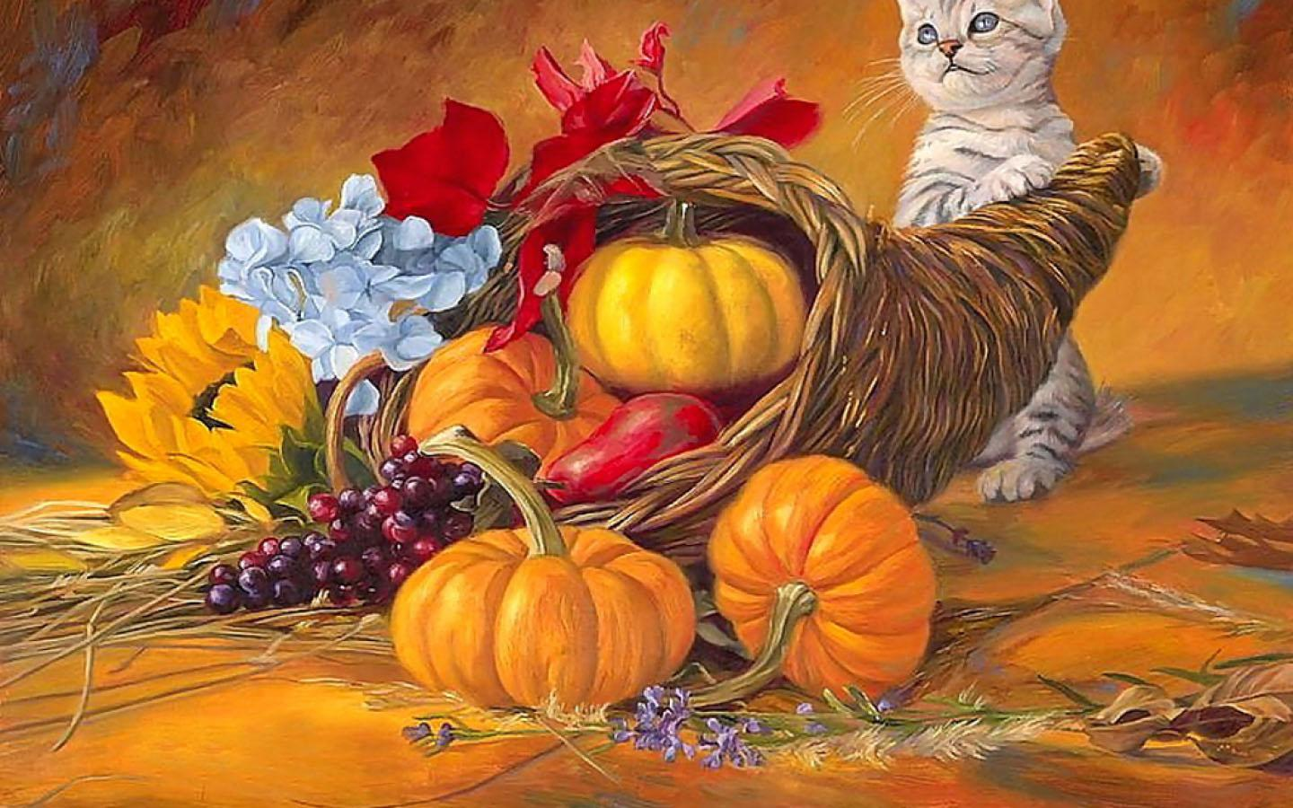 Happy thanksgiving wallpapers android apps on google play - Thanksgiving screen backgrounds ...