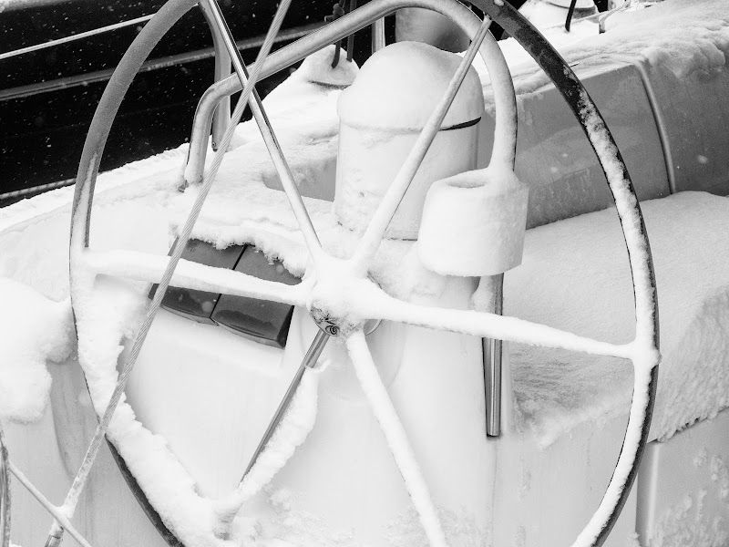 Neve a bordo... cambio di rotta! di alemotionpics