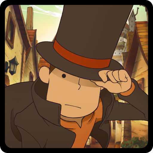 Layton: Curious Village in HD