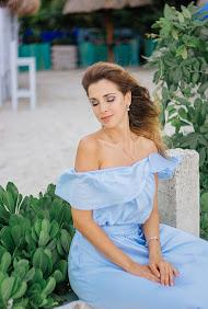 結婚式の写真家Anastasiya Polinina (Cancun)。19.09.2017の写真